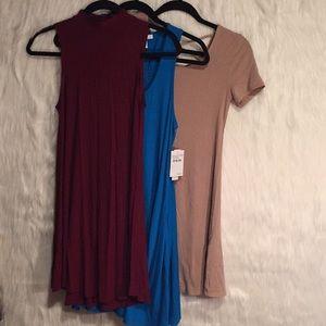 3 causal dresses